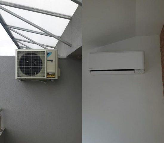 Ugradnja Daikin klima uređaja